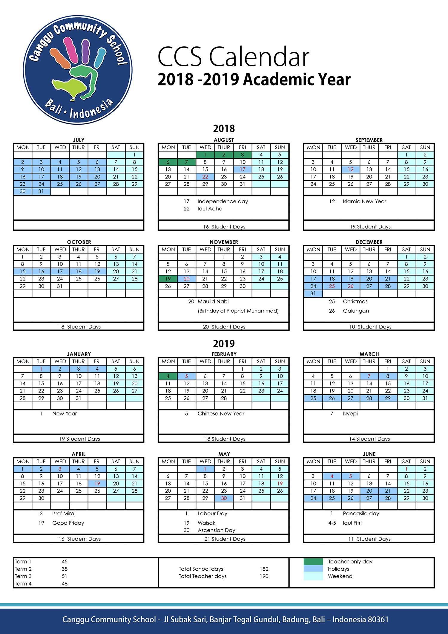 CSS-Calendar-201819