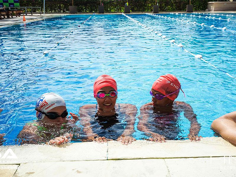 Olympic Swim Camp