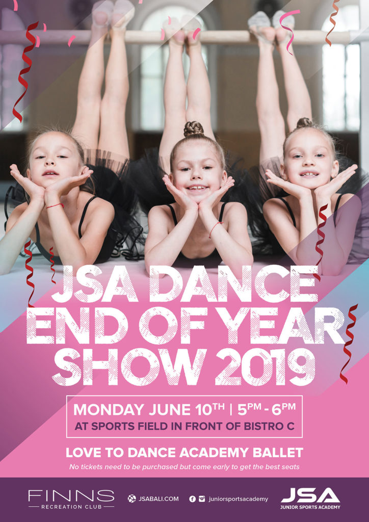 JSA Dance End of Year Show 2019