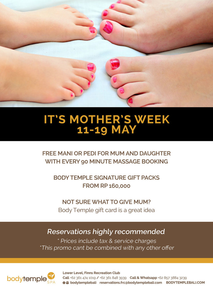 Mother's Day Week