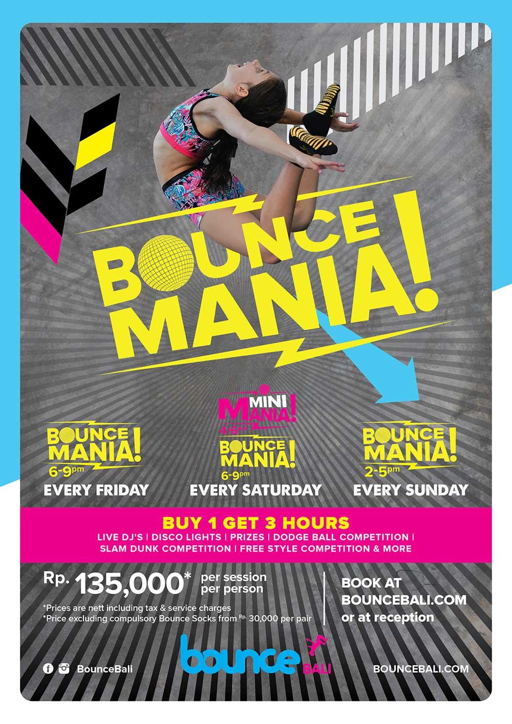 Bounce Mania